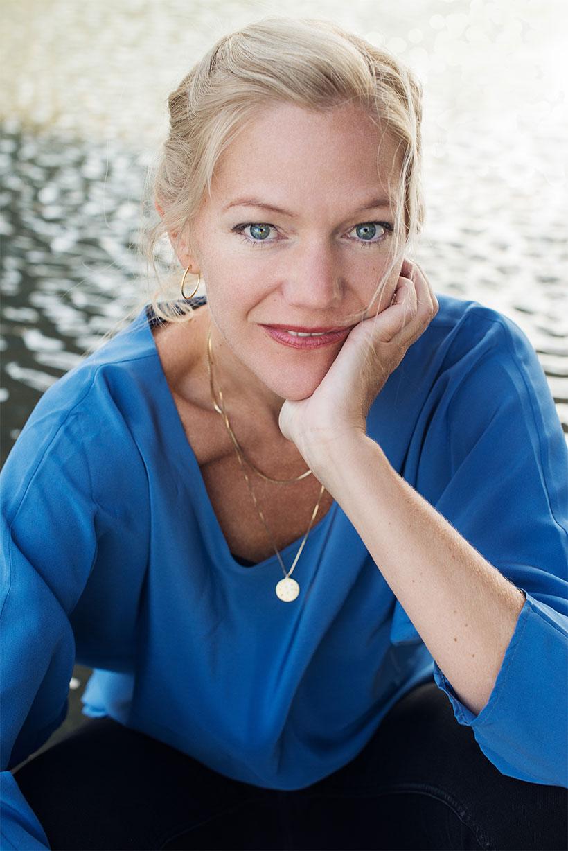 Maja Lunde Porträt