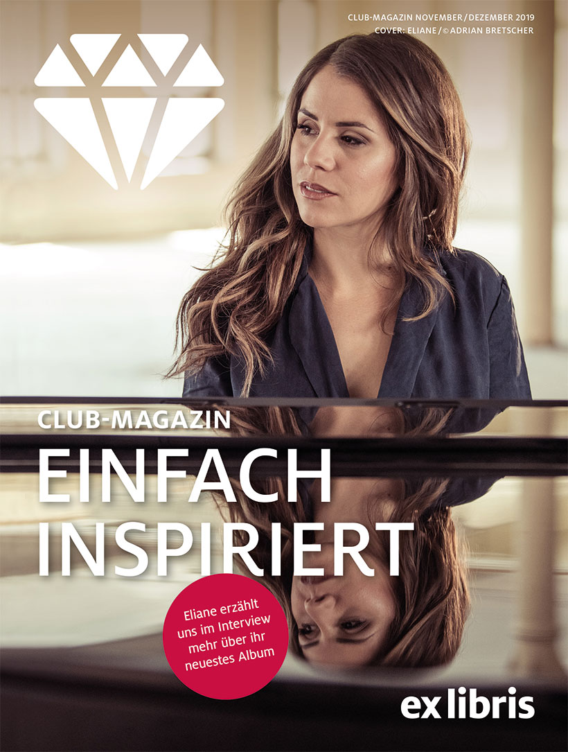 Ex Libris-Club-Magazin November/Dezember 2019