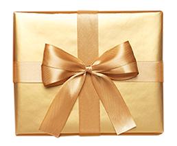 1. Adventsgeschenkspäckchen