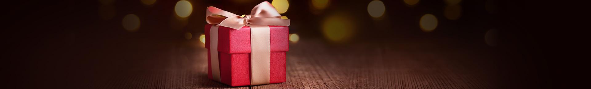Entdecken Sie wunderbare Geschenkideen für Weihnachten.