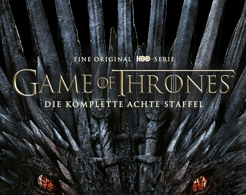 Game of Thrones - Die Serie auf DVD