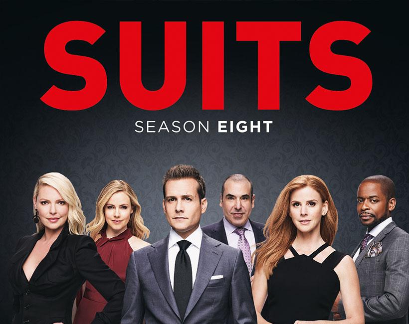 Suits - Die Serie auf DVD