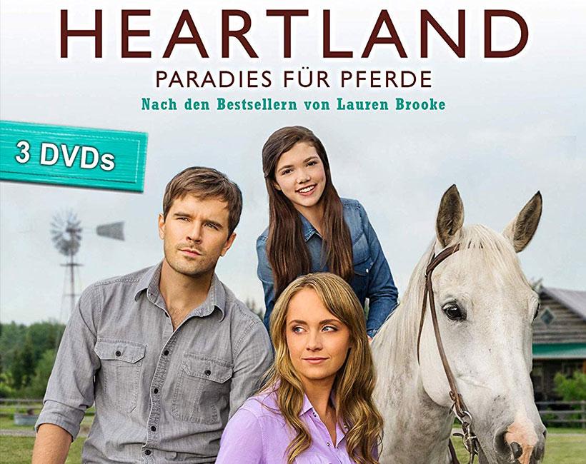 Heartland - Die Serie auf DVD