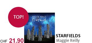 Bestellen Sie jetzt das neue Album «Starfields» von Maggie portofrei!