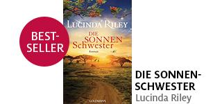 Den neuen Roman von Lucinda Riley «Die Sonnenschwester» jetzt portofrei bestellen.