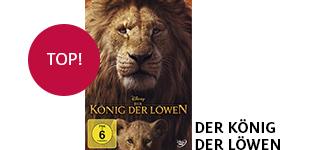 Bestellen Sie das Film-Highlight «Der König der Löwen» jetzt online & portofrei!