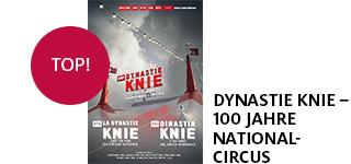Bestellen Sie den Film «Dynastie Knie - 100 Jahre Nationalcircus» jetzt online & portofrei!