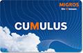 Cumulus-Karte