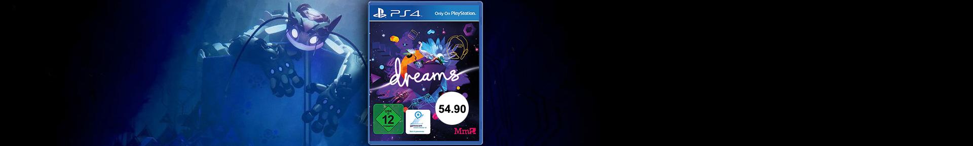 Dreams für die PS4