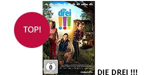Bestellen Sie den Film «Die Drei !!!» jetzt online & portofrei!