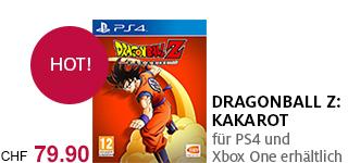 Bestellen Sie «Dragonball Z: Kakarot» jetzt portofrei!