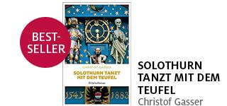 Bestellen Sie den Krimi «Solothurn tanzt mit dem Teufel» jetzt portofrei!