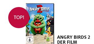 Bestellen Sie den Film «Angry Birds 2 - Der Film» jetzt online & portofrei!