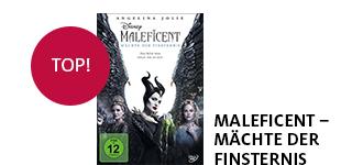 Bestellen Sie den Film «Maleficent - Mächte der Finsternis» jetzt online & portofrei.