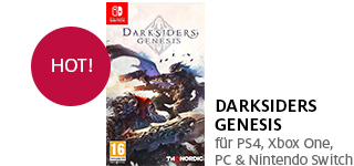 Bestellen Sie «Darksiders Genesis» jetzt portofrei!
