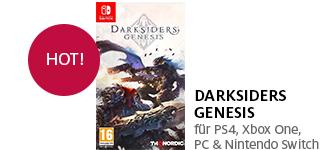 Bestellen Sie «Darksiders Genesis» jetzt portofrei!