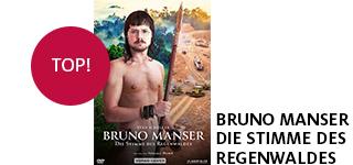 Bestellen Sie den Schweizer Film «Bruno Manser - Die Stimme des Regenwaldes» jetzt online & portofrei.