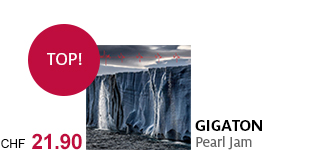 Das neue Album «Gigaton» von Pearl Jam jetzt portofrei bestellen!
