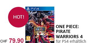 Bestellen Sie das Game «One Piece: Pirate Warriors 4» jetzt portofrei!