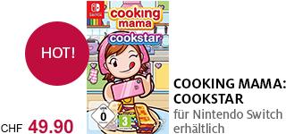 Bestellen Sie «Cooking Mama: CookStar» jetzt portofrei!