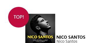 Das neue Album «Nico Santos» jetzt portofrei bestellen!