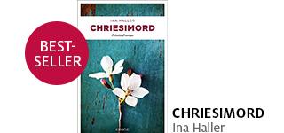 Bestellen Sie dem neuen Krimi «Chriesimord» von Ina Haller jetzt portofrei!