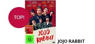 Bestellen Sie den Film «Jojo Rabbit» jetzt online & portofrei.