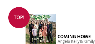 Das neue Album «Coming Home» von Angelo Kelly & Family jetzt portofrei bestellen!