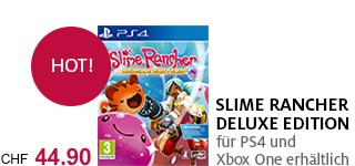 Bestellen Sie «Slime Rancher Deluxe Edition» jetzt portofrei!