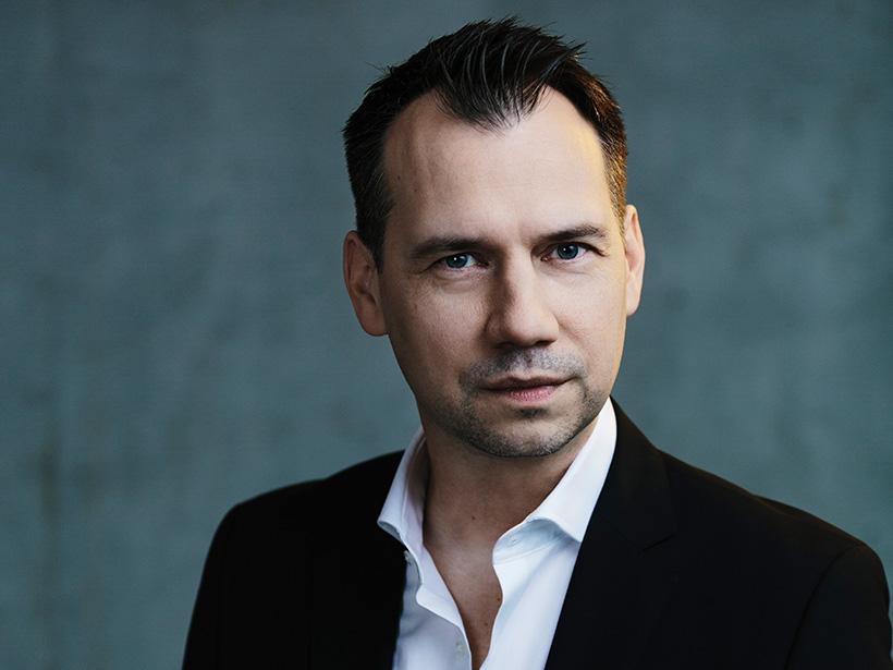 Sebastian Fitzek Portrait