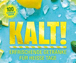 Rezepte für den Sommer: Kalt! Erfrischende Getränke für heisse Tage
