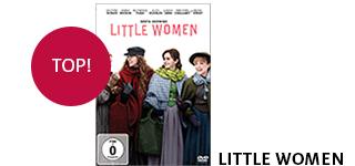 Bestellen Sie den Film «Little Women» jetzt online & portofrei.