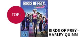 Bestellen Sie den Film «Birds of Prey - Harley Quinn» jetzt online & portofrei.