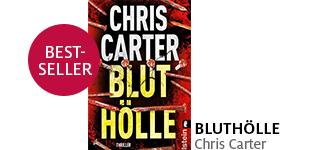 Bestellen Sie «Bluthölle» von Chis Carter jetzt portofrei!