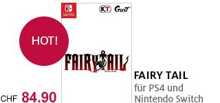 Bestellen Sie «Fairy Tail» jetzt portofrei!