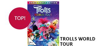 Bestellen Sie den Film «Trolls World Tour» jetzt online & portofrei.