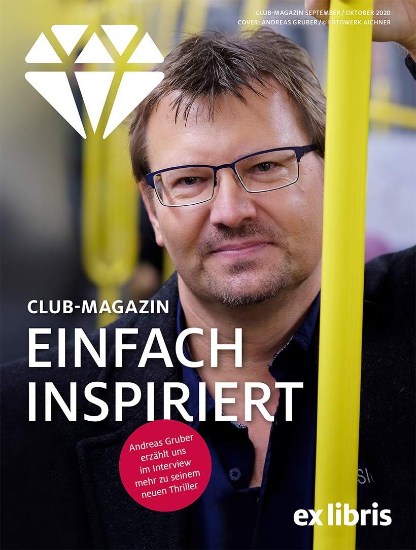 Ex Libris-Club-Magazin September/Oktober 2020