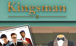 Kingsman: «Escape Room»-Abenteuer zu gewinnen!