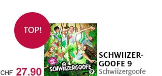 Bestellen Sie das neue Album «Schwiizergoofe 9» jetzt online & portofrei.