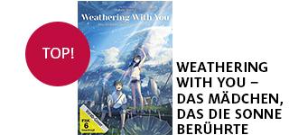 Bestellen Sie den Film «Weathering with you» jetzt online & portofrei.