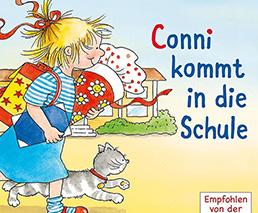 Conni kommt in die Schule