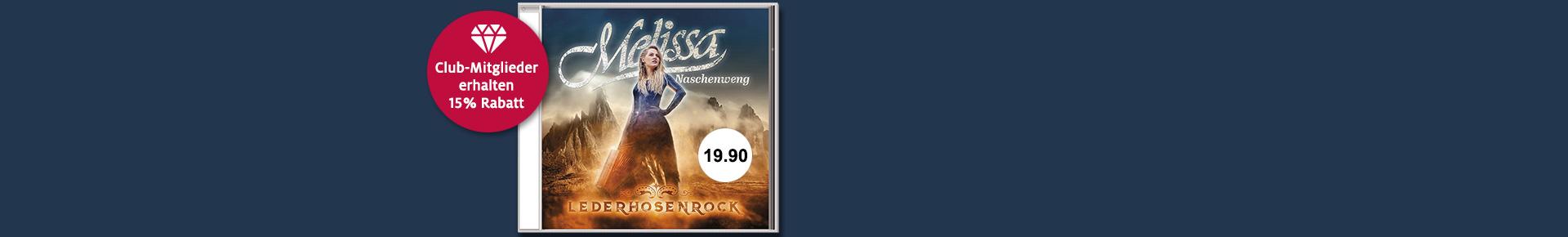 Das neue Album von Melissa Naschenweng