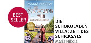 Bestellen Sie «Die Schokoladenvilla: Zeit des Schicksals» von Maria Nikolai jetzt portofrei!