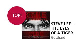 Bestellen Sie das neue Album «Steve Lee - The Eyes of a Tiger» jetzt online & portofrei.