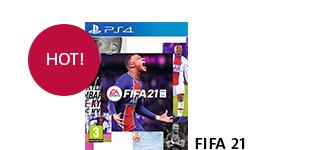 Bestellen Sie «FIFA 21» jetzt portofrei!