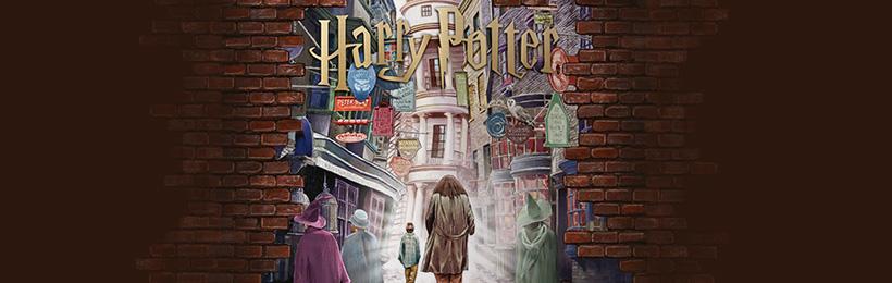 Harry Potter in der Winkelgasse