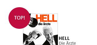 Bestellen Sie das neue Ärzte-Album «Hell» jetzt online & portofrei.