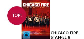 Bestellen Sie jetzt die 8. Staffel von «Chicago Fire» jetzt online & portofrei.