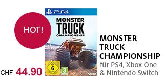 Bestellen Sie «Monstertruck Championship» jetzt portofrei!