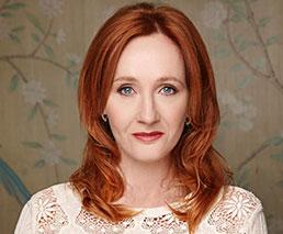 J.K. Rowling Porträt